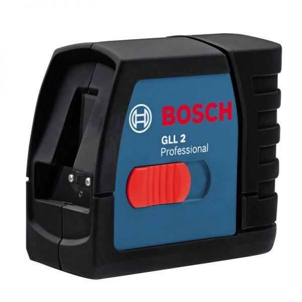 تراز لیزری خطی ۵۰ متری بوش مدل GLL 2