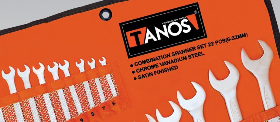 ابزار برند تانوس