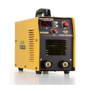 دستگاه جوش اینورتر R-INV 250 CELL