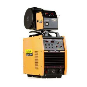 دستگاه جوش CO2 اینورتر TURBO MIG SYNERGIC-INV-400