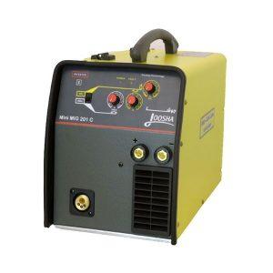 دستگاه جوش اینورتر MINI MIG 201 C