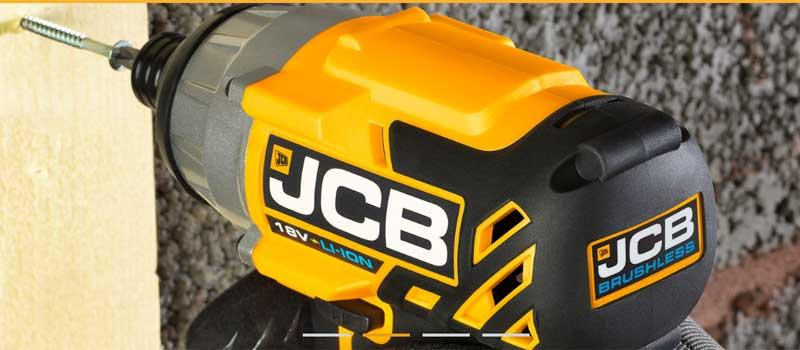 ابزار برند JCB