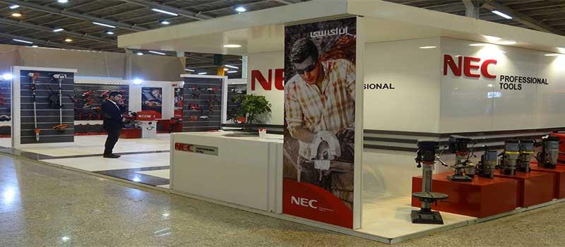 ابزار آلات NEC
