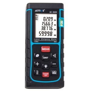 متر لیزری AC-6660