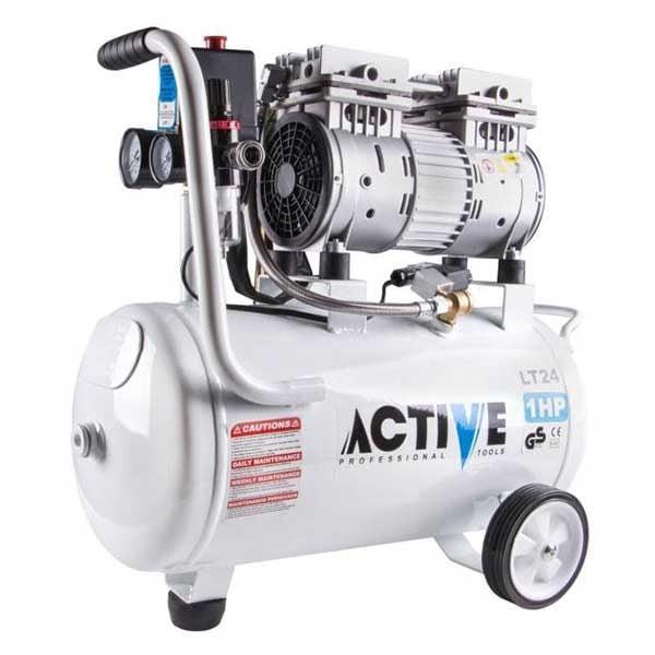 کمپرسور هوا سایلنت AC-1324S