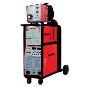 دستگاه جوش MIG500/CO2 مدل 2124