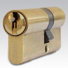 سیلندر قفل دو شیار