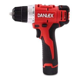 DX 6112 300x300 - دریل پیچگوشتی شارژی 12 ولت DX 6112