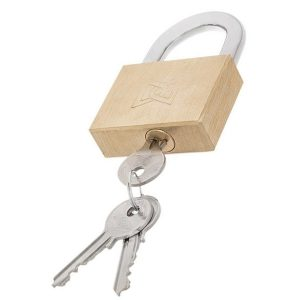 قفل آویز 50 تخت کوتاه 004