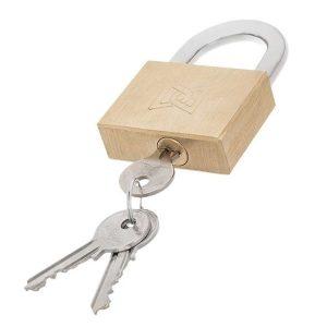 قفل آویز 60 تخت کوتاه 005
