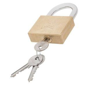 قفل آویز 75 تخت 006