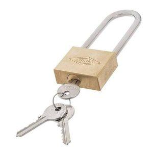 قفل آویز 50 تخت بلند 016