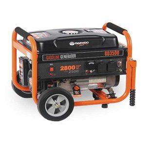 ژنراتور بنزینی 2800 وات GD3500