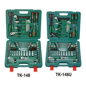 جعبه ابزار 148 پارچه TK-148U