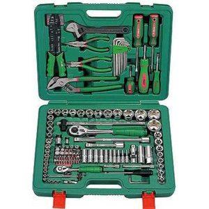 جعبه ابزار 158پارچه TK-158E