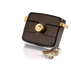 قفل درب حیاط PDLP120