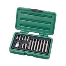جعبه بکس آلنی 15 پارچه BT-4015HXB