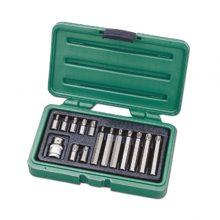 جعبه بکس آلنی 15 پارچه BT-4015TRB