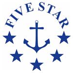 قفل پنج ستاره