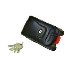 قفل برقی ترتل کليد معمولی