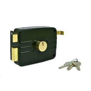 قفل حياطی تری لاین کليد معمولی
