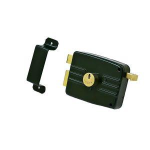 قفل حياطی تری لاین کليد دو شيار